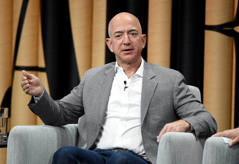 Jeff Bezos' 'Two Pizza Rule' Is His Secret to Successful Meetings