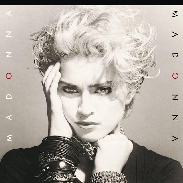 <em>Madonna</em>, released July 27, 1983. (Photo: Sire Records)