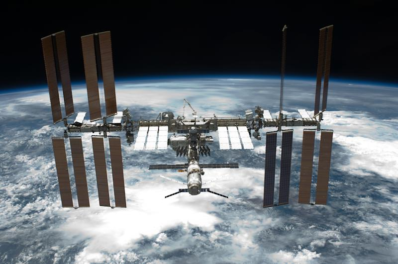 No, Bacteria Aren't Mutating into Superbugs on the International Space Station