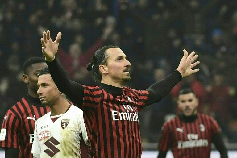 Ibrahimovic 'a priority' for Milan next season