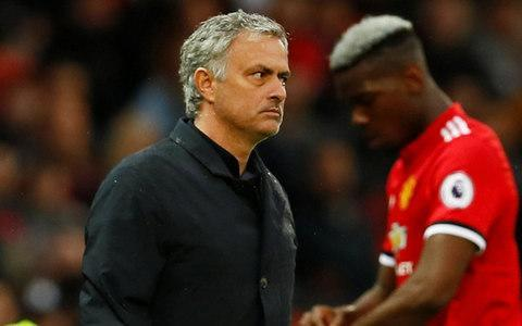 Paul Pogba and Alexis Sanchez epitomise the aimlessness that has taken hold at Manchester United