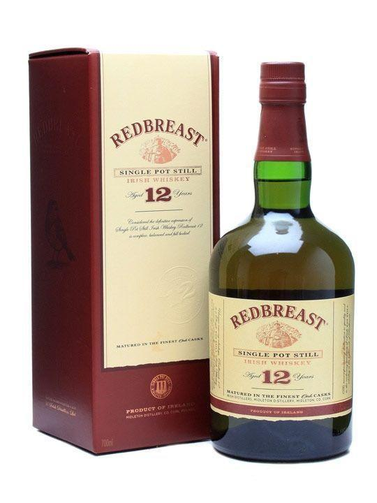 """<p><strong>Redbreast</strong></p><p>drizly.com</p><p><strong>$66.99</strong></p><p><a href=""""https://go.redirectingat.com?id=74968X1596630&url=https%3A%2F%2Fdrizly.com%2Fliquor%2Fwhiskey%2Firish-whiskey%2Fredbreast-12-year%2Fp4117%3Fvariant%3D5426&sref=https%3A%2F%2Fwww.delish.com%2Fentertaining%2Fg31132182%2Fbest-irish-whiskey%2F"""" rel=""""nofollow noopener"""" target=""""_blank"""" data-ylk=""""slk:BUY NOW"""" class=""""link rapid-noclick-resp"""">BUY NOW</a></p><p>This whiskey is for those who have a very discerning palate. It's often described as """"complex"""" and boasts notes of toasted wood and fruit. Its flavors will stay with you for a long time, so it's probably best served as an after-dinner drink, versus something to take shots of while our celebrating St. Patrick's Day. But do you!</p>"""