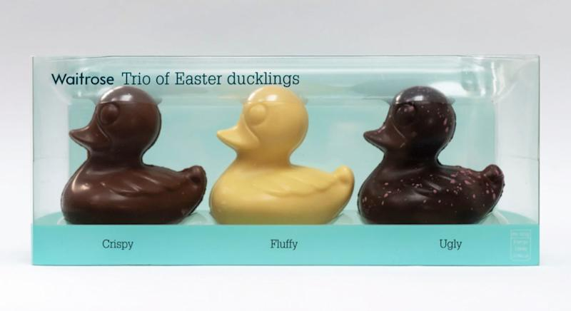 UK store withdraws chocolate ducklings over racism complaint