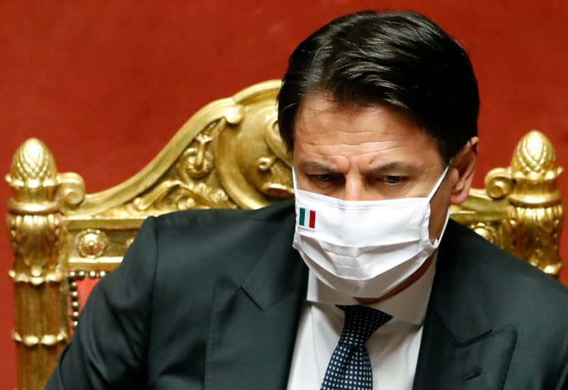Italy extends furlough support in new stimulus package
