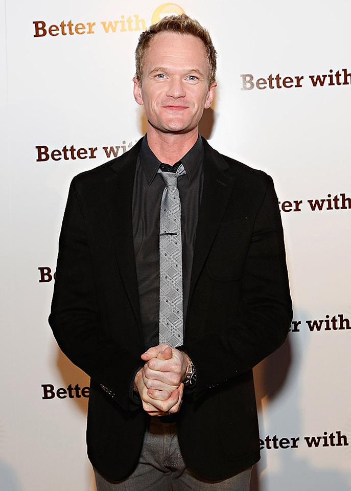 NEW ORLEANS, LA - JANUARY 31:  Actor Neil Patrick Harris attends the M&M's Better With M Party at The Foundry on January 31, 2013 in New Orleans, Louisiana.  (Photo by Cindy Ord/Getty Images)