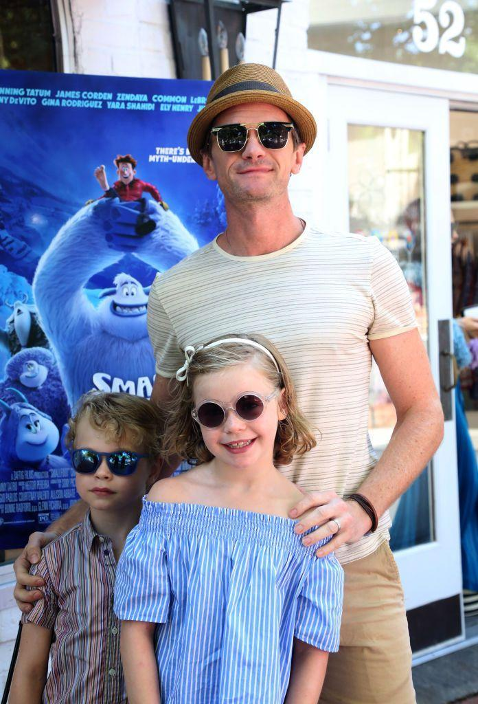 <p><strong>Children</strong>: Harper Grace Burtka-Harris (9) and Gideon Scott Burtka-Harris (9)</p><p>Ever since the <em>How I Met Your Mothe</em>r actor announced in 2010 that he and his husband David Burtka became fathers to twins via a surrogate, he's been on dad duty—even at movie premieres!</p>