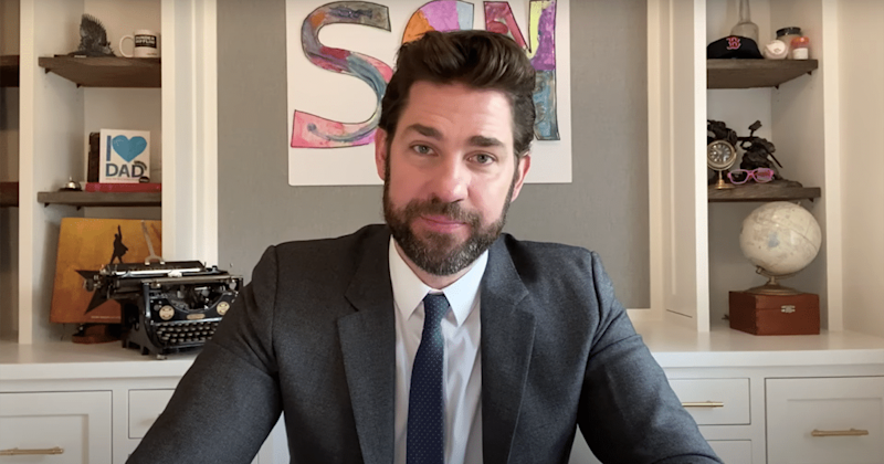 CBS Picks Up John Krasinski's 'Some Good News'
