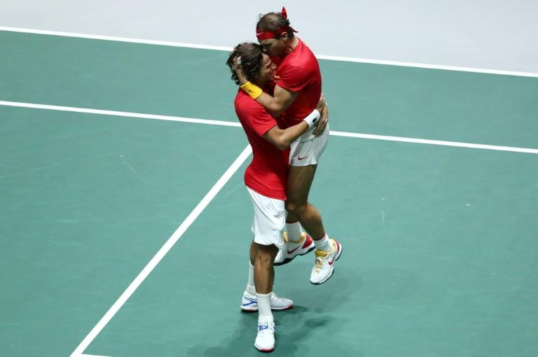 Hosts Spain face Canada in the final of the first edition of the revamped Davis Cup
