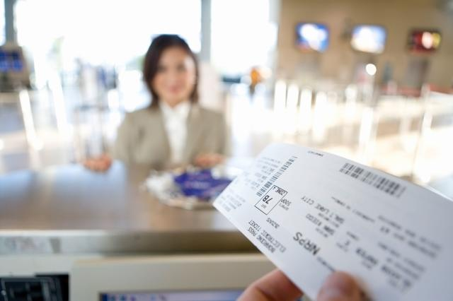 Airline extra fees at airport check-in