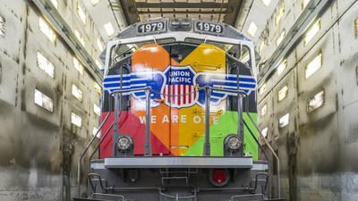 """Union Pacific Announces DEI Giving Goals and """"We Are One"""" Tour"""