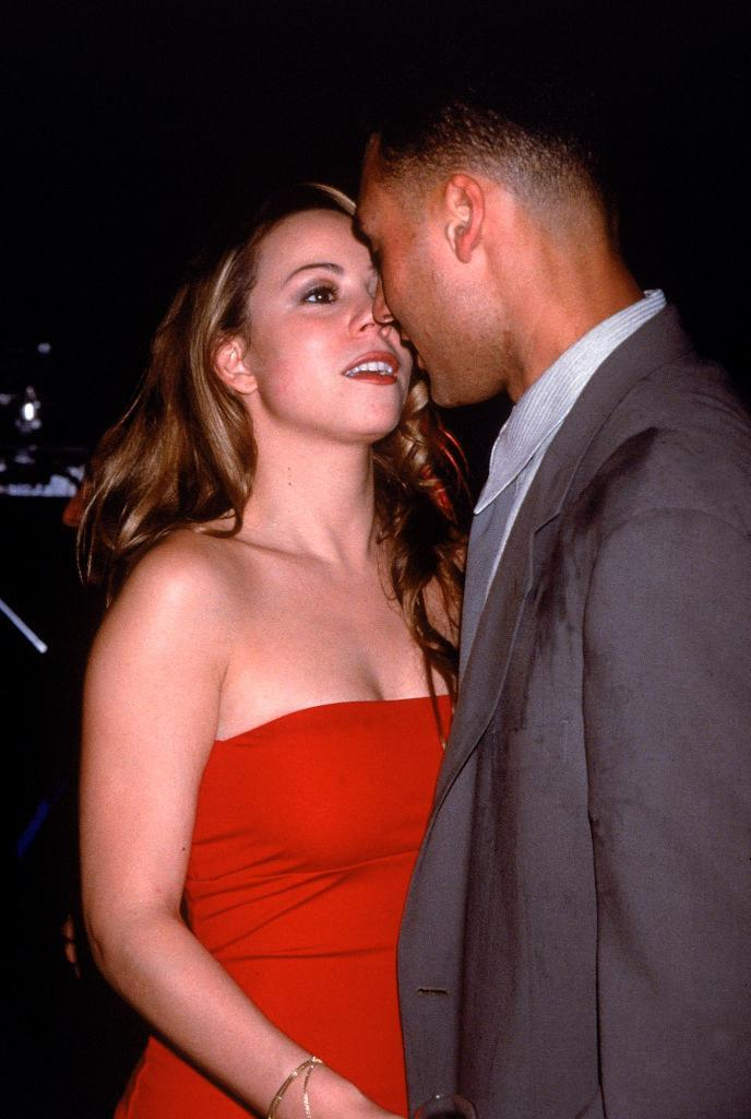 How long they were together: 1997–1998.
