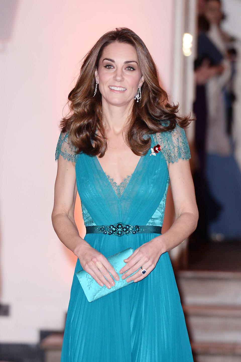 Kate is fourth favourite (Getty)