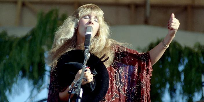 stevie nicks young