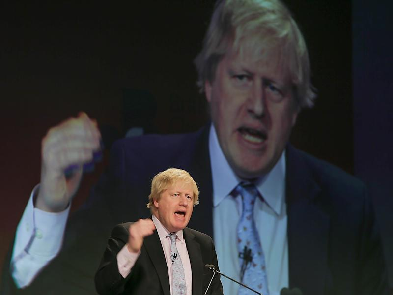Boris Johnson will visit Russia 'in the coming weeks': Getty