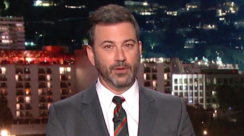Jimmy Kimmel: Clinton's Book Is Like Reading About The Titanic From The Ocean Floor