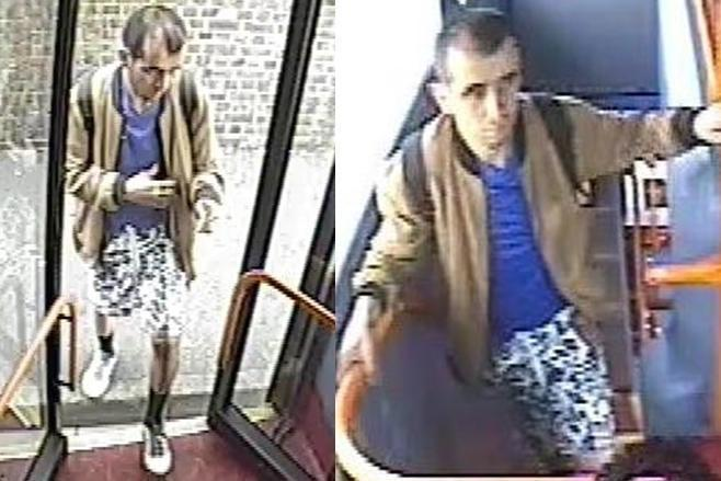 Police appeal: Officers want to speak to this man: Met Police