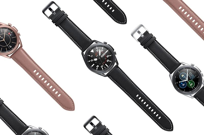 Samsung Galaxy Watch 3 With ECG, Blood Oxygen Monitoring,  IP68 Water Resistance Launched