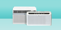 """<p>Those of us without central air know just how hot and sticky summer temperatures can feel. Avoid spending your days sweating it out thanks to these top-performing window air conditioners from the most reliable brands, hand-picked by our pros at the <a href=""""https://www.goodhousekeeping.com/institute/about-the-institute/"""" rel=""""nofollow noopener"""" target=""""_blank"""" data-ylk=""""slk:Good Housekeeping Institute"""" class=""""link rapid-noclick-resp"""">Good Housekeeping Institute</a> to accommodate room sizes from 150 square feet to 450 square feet. </p><ul><li><strong>Best Overall Window Air Conditioner:</strong> <a href=""""https://go.redirectingat.com?id=74968X1596630&url=https%3A%2F%2Fwww.homedepot.com%2Fp%2FLG-Electronics-8-000-BTU-Window-Smart-Wi-Fi-Air-Conditioner-with-Remote-ENERGY-STAR-in-White-LW8017ERSM%2F300422887&sref=https%3A%2F%2Fwww.goodhousekeeping.com%2Fappliances%2Fg21271467%2Fbest-window-air-conditioners%2F"""" rel=""""nofollow noopener"""" target=""""_blank"""" data-ylk=""""slk:LG LW8016ER Energy Star Window Air Conditioner"""" class=""""link rapid-noclick-resp"""">LG LW8016ER Energy Star Window Air Conditioner</a></li><li><strong>Best Value Window Air Conditioner</strong>: <a href=""""https://www.kmart.com/kenmore-5000-btu-115v-window-mounted-mini-compact/p-04287050000P"""" rel=""""nofollow noopener"""" target=""""_blank"""" data-ylk=""""slk:Kenmore 87050 Window Mini-Compact Air Conditioner"""" class=""""link rapid-noclick-resp"""">Kenmore 87050 Window Mini-Compact Air Conditioner</a></li><li><strong>Easiest to Install Window Air Conditioner:</strong> <a href=""""https://go.redirectingat.com?id=74968X1596630&url=https%3A%2F%2Fwww.homedepot.com%2Fp%2FFrigidaire-5-000-BTU-115-Volt-Window-Mounted-Mini-Compact-Air-Conditioner-with-Mechanical-Controls-FFRA051WAE%2F308328843&sref=https%3A%2F%2Fwww.goodhousekeeping.com%2Fappliances%2Fg21271467%2Fbest-window-air-conditioners%2F"""" rel=""""nofollow noopener"""" target=""""_blank"""" data-ylk=""""slk:Frigidaire FFRA0511R1 Window-Mounted Air Conditioner"""" class=""""link rapid-noclick-resp"""">Frigidaire FF"""
