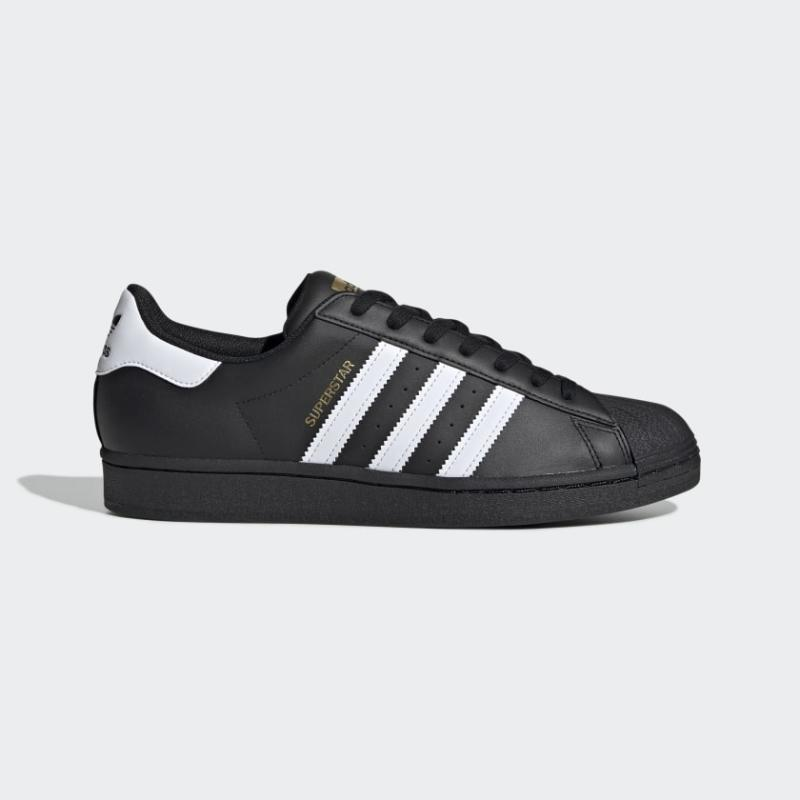 Superstar Shoes in core black