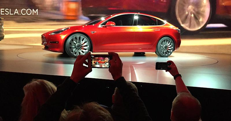 As Tesla goes mainstream, luxury carmakers plan rivals to shake up the market for electric cars