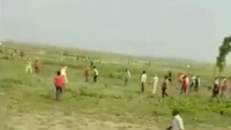 UP: Firing at Meeting Called to Allot Shops in Ballia, One Dead (Watch Video)
