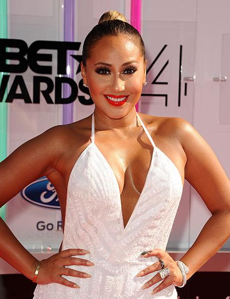 Adrienne Bailon Regrets Appearing on Kuwtk