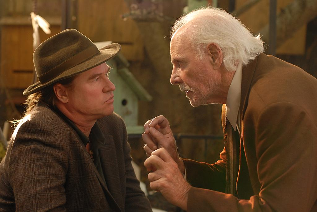 """Val Kilmer and Bruce Dern in American Zoetrope's """"Twixt"""" - 2011"""