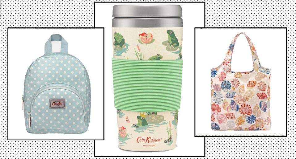 Cath Kidston has launched an unmissable mid-season sale with up to 70% off, but for a limited time only.  (Cath Kidston)