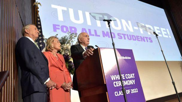 New York University offers free tuition to all medical ...