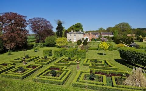 Sutton Hall Estate which has 2,000 acres - Credit: Chris Rawlings