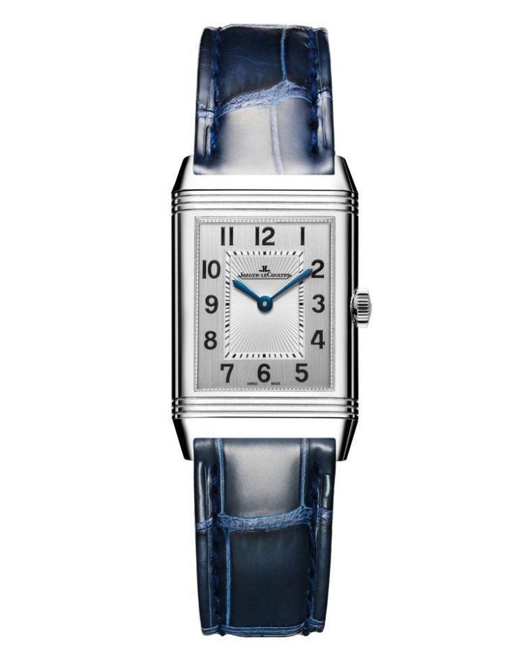 """<p><strong>Jaeger-LeCoultre Reverso Classic Small Watch</strong></p><p>jaeger-lecoultre.com</p><p><strong>$4050.00</strong></p><p><a href=""""https://www.jaeger-lecoultre.com/us/en/watches/reverso/reverso-classic-small/2618540.html"""" rel=""""nofollow noopener"""" target=""""_blank"""" data-ylk=""""slk:Shop Now"""" class=""""link rapid-noclick-resp"""">Shop Now</a></p><p>It was 1884 when Antoine LeCoultre, at his workshop in Le Sentier, Switzerland, made history. There, he invented an instrument that measured time to the micron. And just three years later, he came up with a system that didn't require a key to wind and set a watch. It was this mastery at creating movements that catapulted LeCoultre into the limelight. Several decades later, after partnering with French watchmaker Edmond Jaeger, the company produced the movement blanks for illustrious brands like Cartier and Patek Philippe.</p><p>Without patents, other firms had free reign over these innovations. Still, Jaeger-LeCoultre soldiered on, focusing on creating pieces that were innovative technically, but classic visually. One prominent example is its invention of the smallest mechanical movement, which were better suited for jewelry watches. <br><br>Then in 1931, the company debuted the Reverso, a style that is noted for its rectangular case, Art Deco design, and for being originally made for women and then adopted for men—a characteristic that is often the reverse.</p>"""