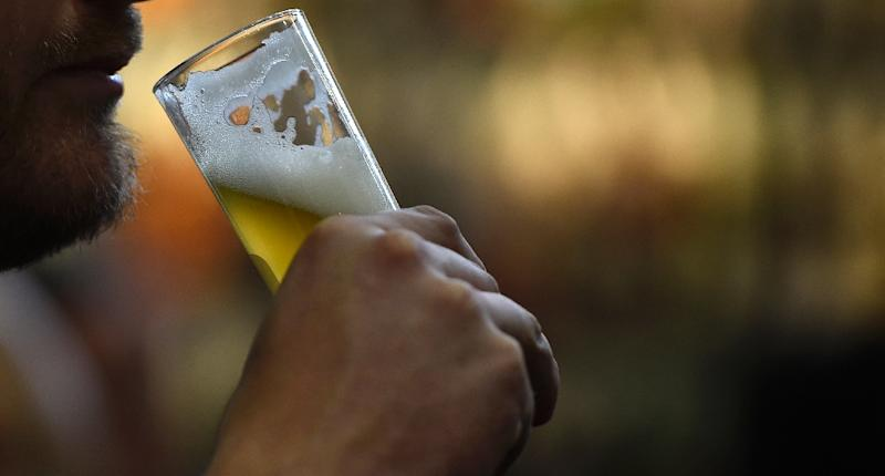 Craft and boutique brewers can market their creations in Germany but have to label them as 'mixed beer beverages' (AFP Photo/Tobias Schwarz)