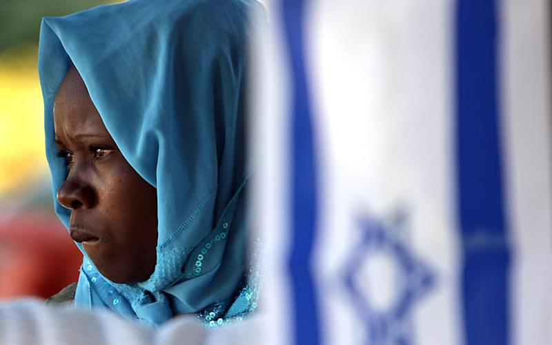 Sudan is reported to be seeking $3bn in aid in return for normalisation of relations with Israel - Yoav Lemmer/AFP