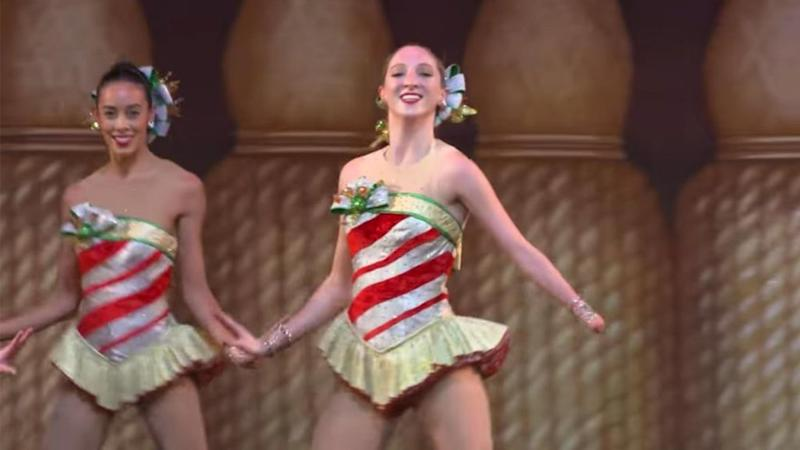 Sydney Mesher | The Rockettes/YouTube