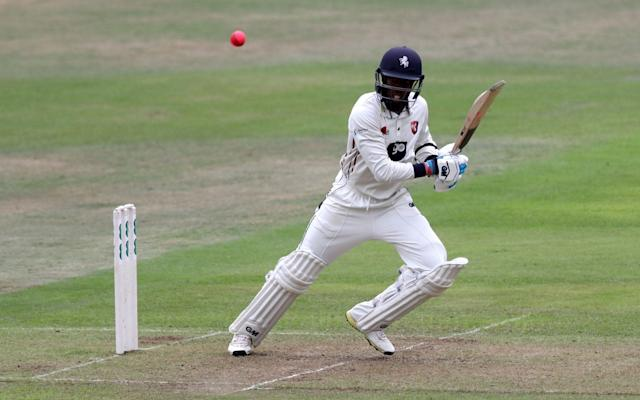 Daniel Bell Drummond, one of only nine black county cricketers, was involved in a programme to help Black children from disadvantaged backgrounds play the sport. - PA