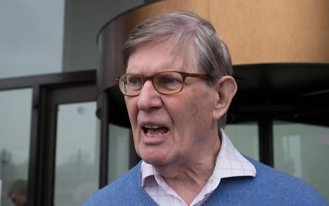 Sir Bill Cash is furious at the move - Credit: Nick Edwards