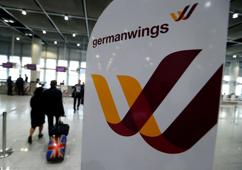 More than 150 flights cancelled in Germany as Lufthansa's Germanwings hit by strikes