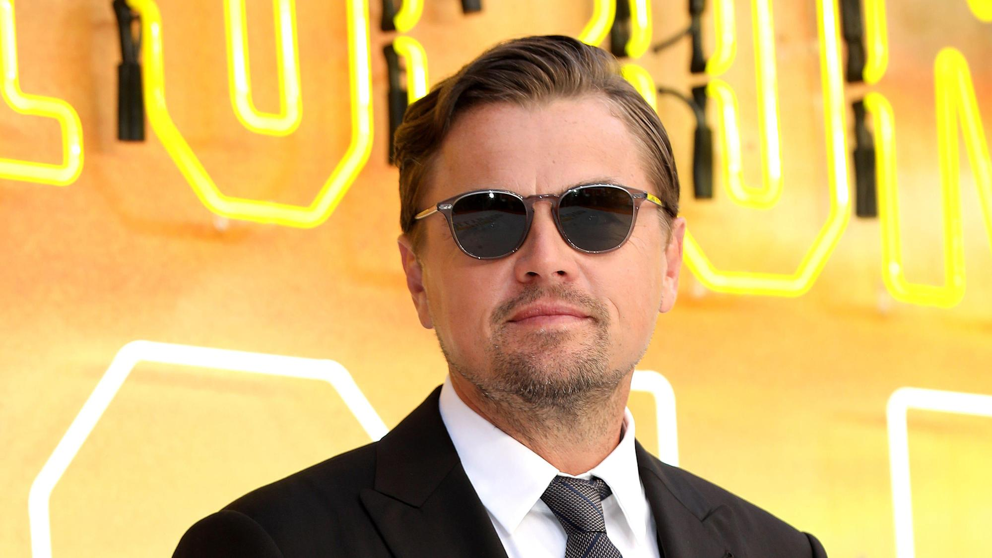 First look at Leonardo DiCaprio in Killers Of The Flower Moon