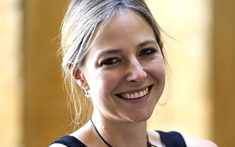 Alice Roberts: leading the campaign against faith schools - Rex Features