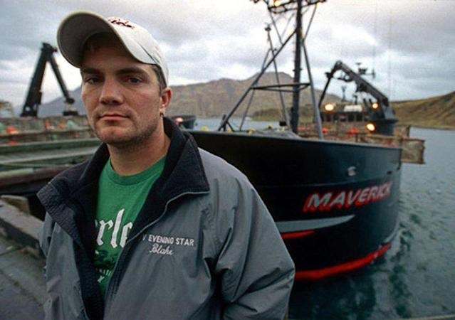 <em>Deadliest Catch</em> alum Blake Painter. (Photo: Discovery)
