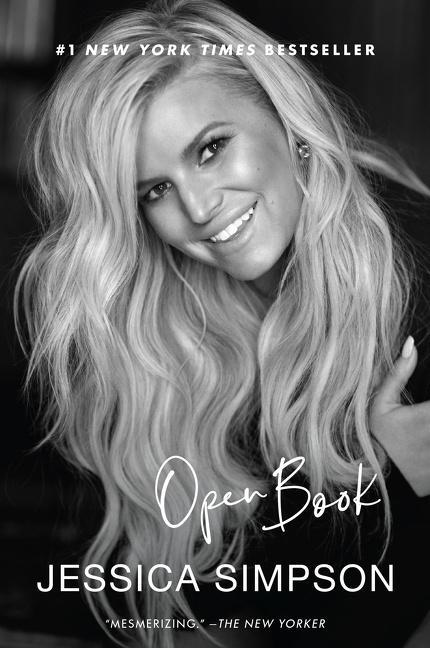 Jessica Simpson's Open Book is now in paper back with new additions. (Photo: HarperCollins)