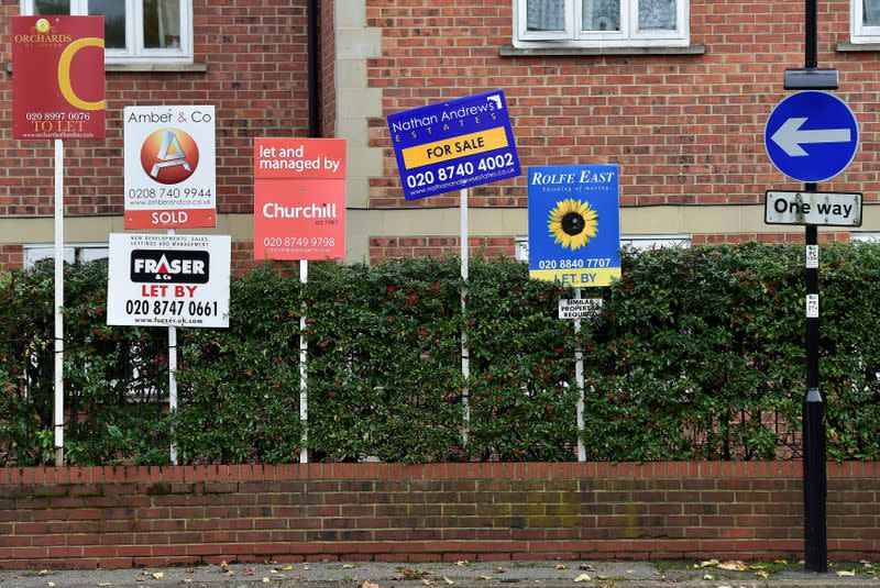Global housing markets face tougher year in 2021: Reuters poll