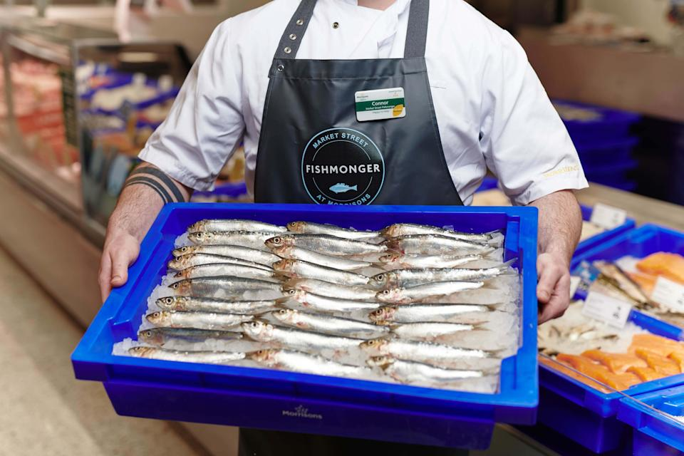 Morrisons did not disclose the value of the Falfish deal (Morrisons/PA)