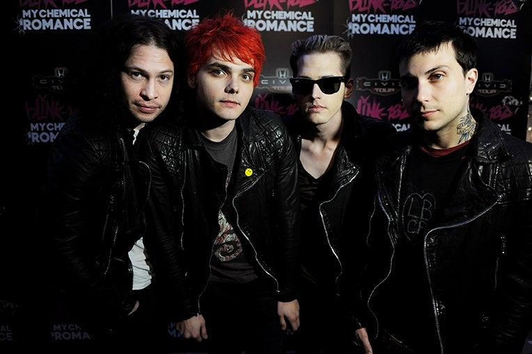 My Chemical Romance (Getty Images)