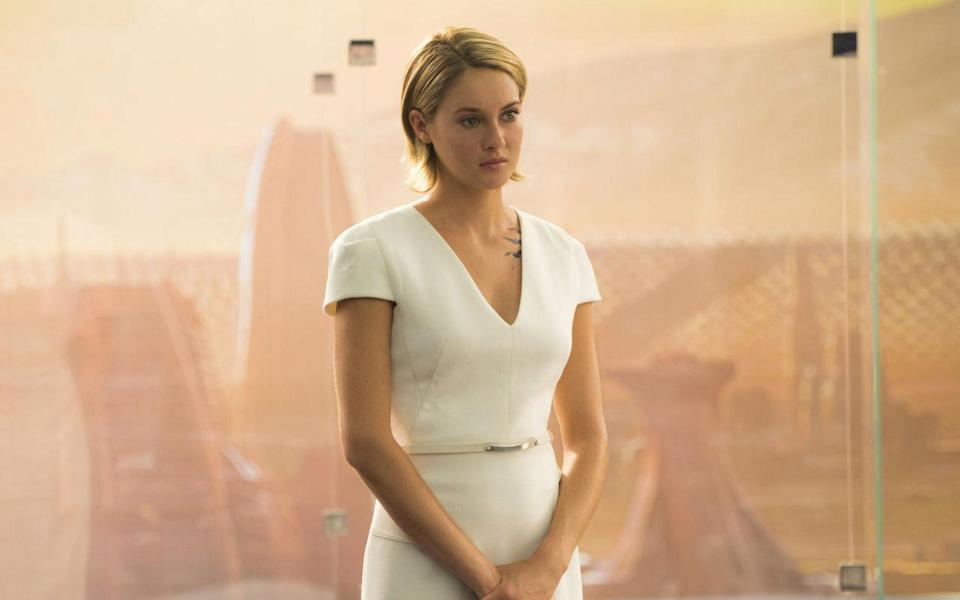 <p>After being touted as the new Jennifer Lawrence, Shailene Woodley's answer to 'Hunger Games' has gone from bad to worse. This year's 'Allegiant' failed to make an impact at the box office and now the final film in the 'Divergent' series looks set to limp out as a made-for-TV movie.</p>