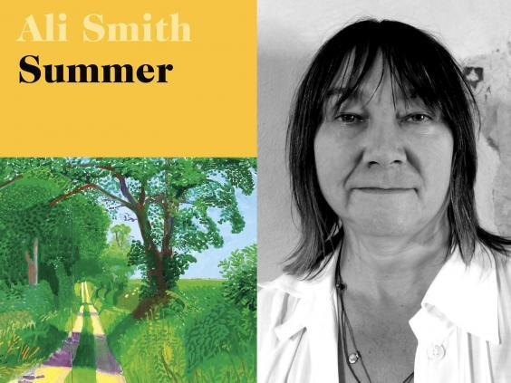 Ali Smith concludes her seasonal quarter with 'Summer'; a novel that takes in the fractious events of the coronavirus pandemic and the Black Lives Matter protests (Sarah Wood)