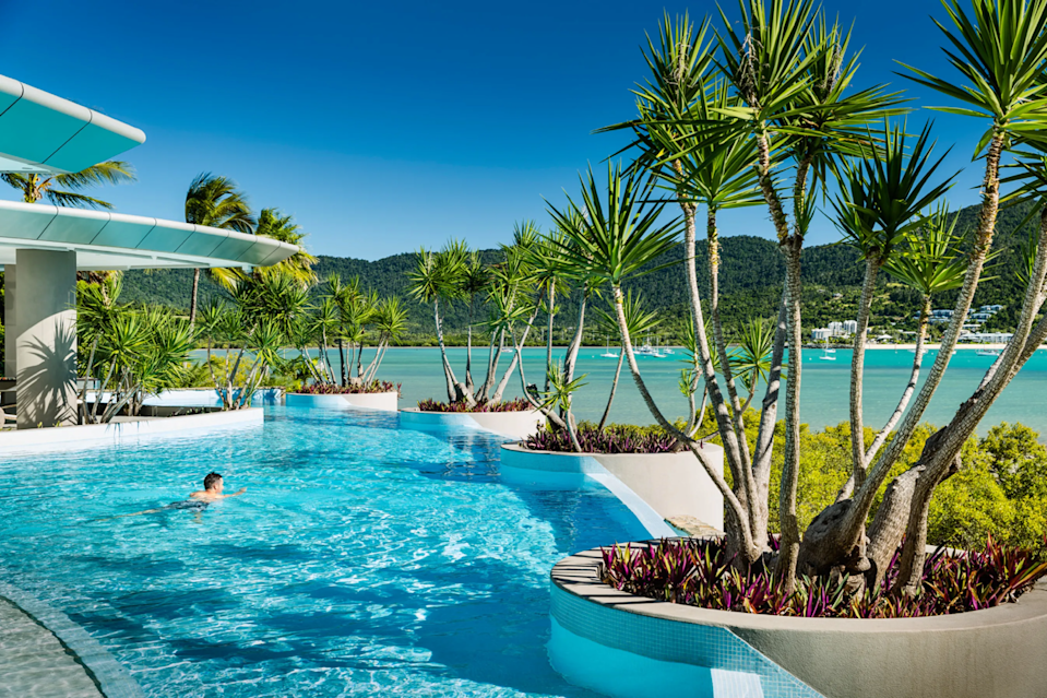 Aqua, Whitsundays