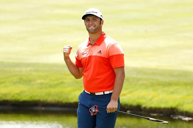 "<h1 class=""title"">World Golf Championships-Bridgestone Invitational - Round One</h1> <cite class=""credit"">(Photo by Sam Greenwood/Getty Images)</cite>"