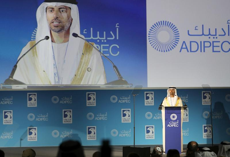"""UAE Energy Minister Suhail al-Mazrouei: """"There is a potential for extension"""" of the oil production cut deal"""