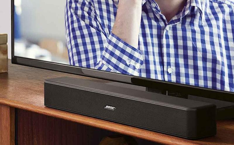 Did You Know That Bose Makes A Sound Bar You Can Actually Afford